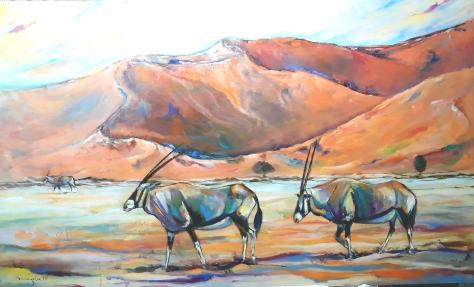 AIRES DE NAMIBIA