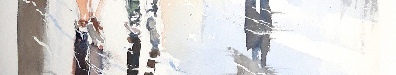 AURANTIA – Pintura artística Maylu García